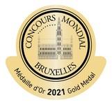 vino con medalla de oro en concurso mundial bruselas